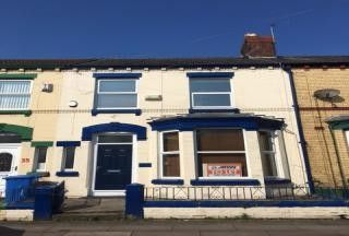 Thumbnail 4 bed terraced house to rent in Brookdale Road, Liverpool, Merseyside