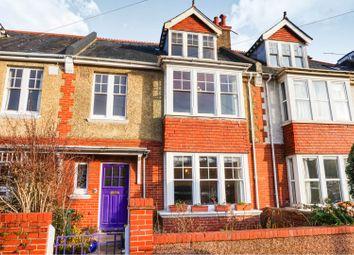 Thumbnail 4 bed terraced house for sale in Harrington Villas, Brighton