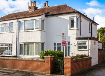 Thumbnail 3 bedroom semi-detached house for sale in Saxby Avenue, Skegness