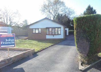 Thumbnail 3 bed detached bungalow for sale in Llwyn Y Bryn, Ammanford