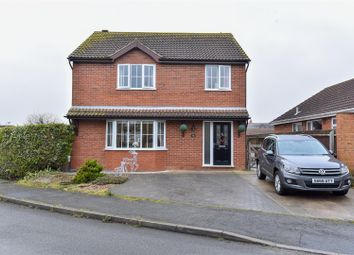 Thumbnail 3 bed detached house for sale in Tasman Road, Spilsby