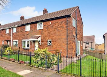 Thumbnail 3 bed end terrace house for sale in Sturton Grove, Halifax