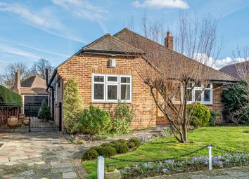 Thumbnail 3 bed detached bungalow for sale in Oakley Drive, Bromley