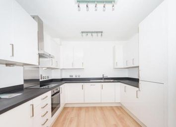 Thumbnail 1 bed flat to rent in Silvertown Square, London