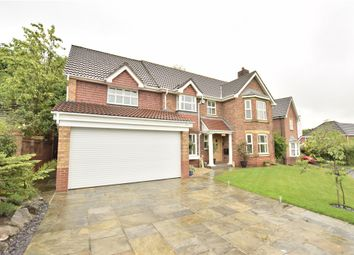 Thumbnail 5 bed detached house for sale in Brunel Close, Bridgeyate