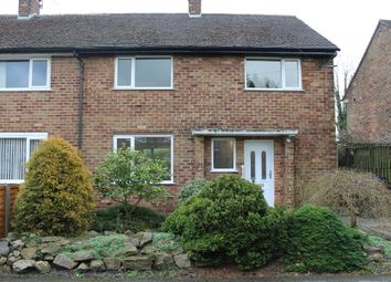 Thumbnail 3 bed semi-detached house to rent in Higher Croft, Penwortham, Preston
