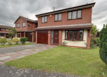 Thumbnail 4 bed detached house to rent in Waterside View, Rudheath, Northwich
