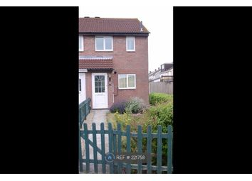 Thumbnail 2 bed semi-detached house to rent in Tavistock Road, Worle