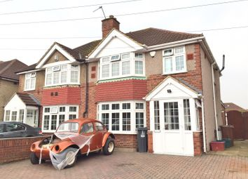 Thumbnail 3 bed semi-detached house for sale in Browning Way, Heston