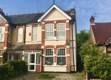 Thumbnail 4 bed semi-detached house for sale in Lawrence Road, Heath Park, Romford