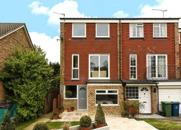 Thumbnail 3 bed town house to rent in Acacia Close, Stanmore
