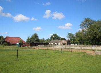 Thumbnail 4 bed detached house for sale in Furnace Farm Road, Furnace Wood, Felbridge, Near East Grinstead