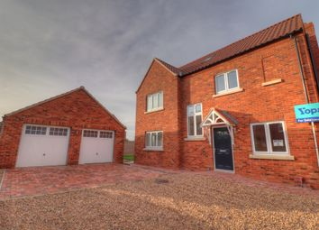 Thumbnail 5 bed detached house for sale in Langar Lane, Harby, Melton Mowbray