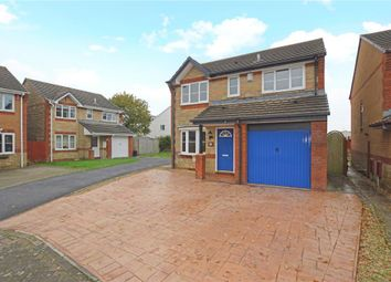 Thumbnail 4 bed detached house for sale in Clover Walk, Latchbrook, Saltash, Cornwall
