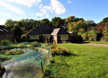 Thumbnail 2 bed detached bungalow for sale in Old Odiham Road, Shalden Parish, Alton, Hampshire