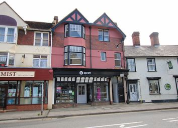 Thumbnail 2 bedroom flat to rent in High Street, Dunmow, Essex