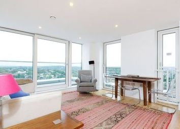 Thumbnail 1 bed flat to rent in Penthouse View, Distillery Tower