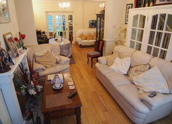 Thumbnail 4 bed terraced house to rent in Wellington Road, Enfield, London