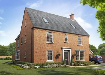 "Thumbnail 5 bedroom detached house for sale in ""Moorecroft"" at Priorswood, Taunton"