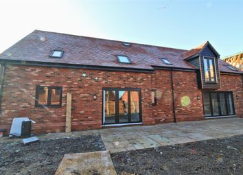 Thumbnail 5 bed detached house for sale in Plot 4, Cawne Close, Wilstead