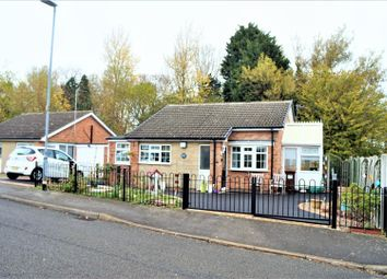 Thumbnail 2 bed detached bungalow for sale in Falcon Road, Anstey, Leicester