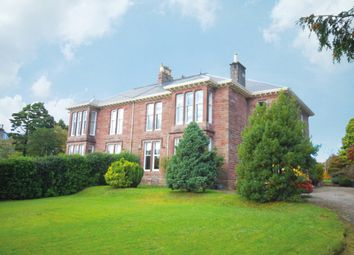 Thumbnail 4 bed flat for sale in West Abercromby Street, Helensburgh