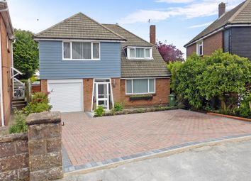 Thumbnail 4 bed detached house for sale in Christchurch Gardens, Waterlooville, Hampshire