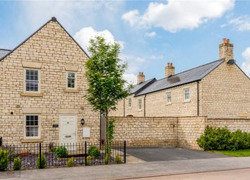 Thumbnail 3 bed semi-detached house for sale in Church Fields Close, Boston Spa, Wetherby, West Yorkshire