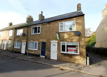 Thumbnail 2 bed end terrace house for sale in Cambridge Road, Godmanchester, Huntingdon