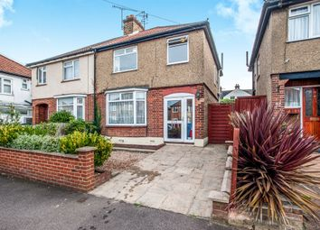 Thumbnail 3 bed semi-detached house for sale in Maythorne Close, Watford