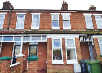 Thumbnail 3 bedroom terraced house for sale in Sussex Road, Gorleston, Great Yarmouth