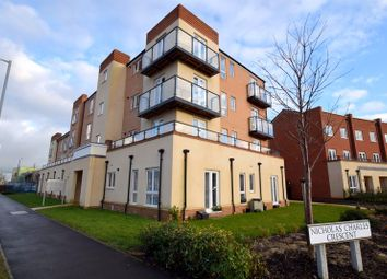 2 bed flat for sale in Nicholas Charles Crescent, Aylesbury HP18