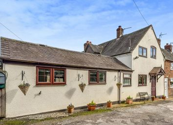Thumbnail End terrace house for sale in The Brickyard, Hanbury, Burton-On-Trent