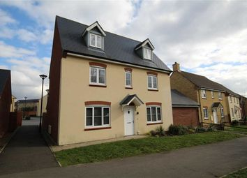 Thumbnail 5 bed detached house for sale in Fontmell Close, Redhouse, Wiltshire