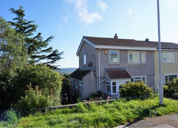 3 bed semi-detached house for sale in Creedy Road, Plymouth PL3