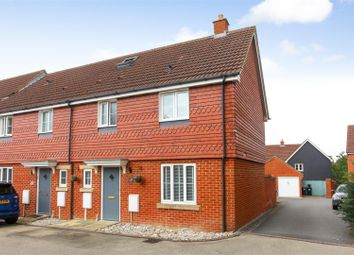 Deyley Way, Singleton, Ashford TN23. 4 bed semi-detached house