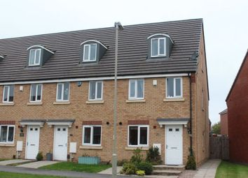Thumbnail 3 bed end terrace house for sale in Great Western Way, Kingswinford