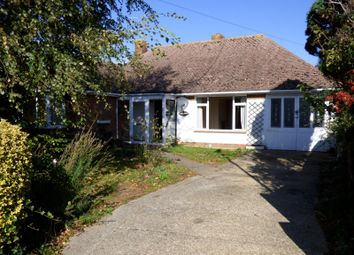 Thumbnail 2 bed bungalow to rent in Glenville Road, Rustington, Littlehampton