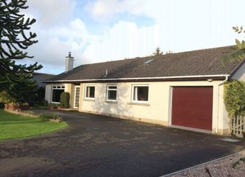 Thumbnail 5 bed detached bungalow for sale in Sinclair Lane, Halkirk