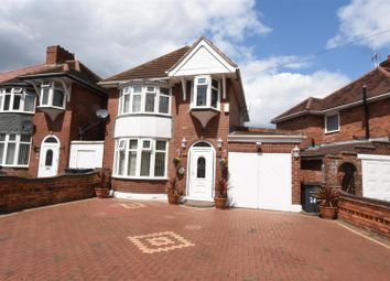 Thumbnail 3 bed detached house for sale in 24 Hodge Hill Road, Hodge Hill, Birmingham