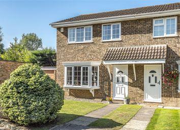Thumbnail 3 bed semi-detached house for sale in Burlington Close, Locksbottom, Orpington, Kent