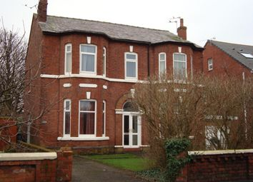 Thumbnail 3 bed flat to rent in Hampton Road, Southport