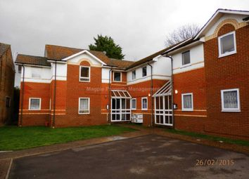 Thumbnail 1 bedroom flat to rent in Weavers, Kym Road, Eaton Ford, St. Neots
