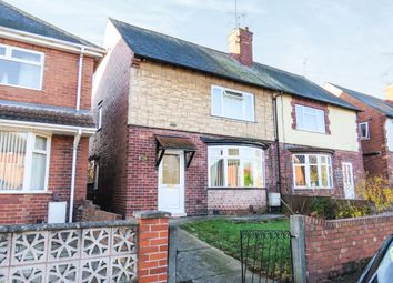 Thumbnail 3 bed semi-detached house for sale in Balmoral Drive, Mansfield