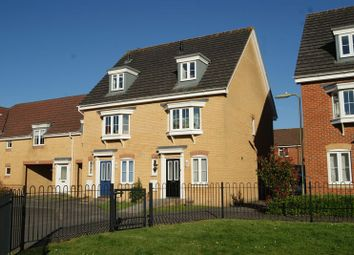Thumbnail 3 bed semi-detached house for sale in Kings Chase, Colebrook Way, Andover