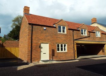 Thumbnail 2 bed end terrace house to rent in Manor Road, Brackley