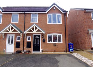 Thumbnail 3 bed property for sale in Coleman Road, Brymbo, Wrexham