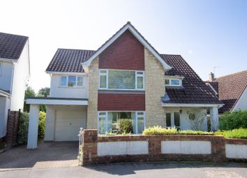Thumbnail 4 bedroom detached house for sale in Long Acres Close, Coombe Dingle, Bristol
