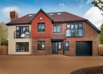 Thumbnail 5 bed detached house for sale in West End, Kemsing