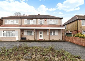 Thumbnail 4 bed detached house for sale in Ashburnham Avenue, Harrow, Middlesex